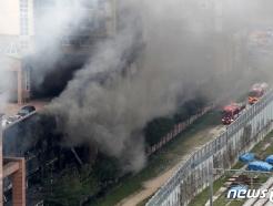 남양주 화재 왜 커졌나?…쓰레기적지창·주차장으로 번져(종합3보)