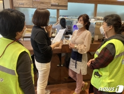 대전 서구, 20~30대 밀집 식당·카페 방역수칙 집중 점검