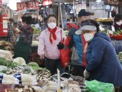 [사진] 무섭게 뛰는 물가, 채소류 가격 전년 대비 18.8% 상승
