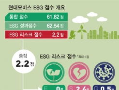ESG 리스크 관리 앞서나가는 <strong>현대모비스</strong>