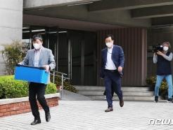 """""""연일 비리 의혹에 압수수색까지"""" 광양시 공무원들 한숨만 '푹푹'"""