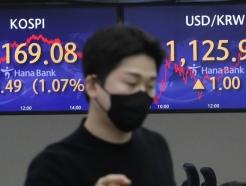 '돌아온 외국인' 코스피 1%대 상승…'천스닥' 유지