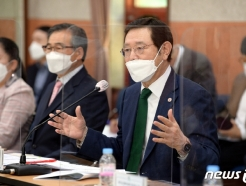 [사진] 이용섭 광주시장, 북구민과 현장 대화