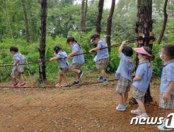 파주 운정호수공원에 유아숲체험원 조성…6월 개방