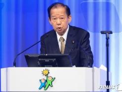 """日자민당 2인자 """"도쿄올림픽, 안되겠다 싶으면 취소해야"""""""