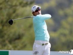 [사진] 박효원, 드라이버 티샷