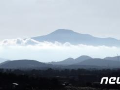 [오늘의 날씨]제주(16일, 금)…흐리고 산지 빗방울