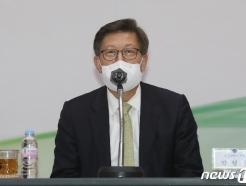 """박형준 """"세월호 유가족께 위로…안전한 부산 만들겠다"""""""