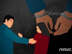 """""""뭘 쳐다봐?""""…마주친 여성 흉기 위협한 60대 구속영장"""