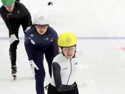 [사진] 여자 3000m 1위 김아랑