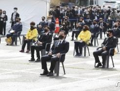 [사진] 주호영, 세월호 참사 7주기 기억식 참석