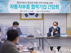 """""""현대차 아산공장 휴업 여파에 협력업체 자금·인력난"""""""