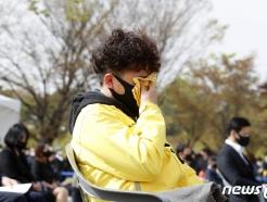 """""""잊지 않겠습니다""""…안산서, '기억·책임·약속' 세월호 참사 7주기 기억식"""