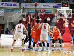 [사진] 프로농구 6강 플레이오프 4차전