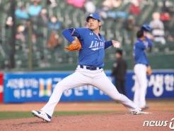 [사진] 삼성 백정현 '역투'