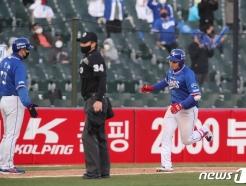 [사진] 삼성 김헌곤 '투런포 쾅'