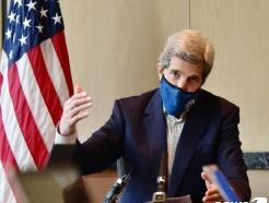 """[사진] 존 케리 美기후특사 """"일본, IAEA와 오염수 방류 긴밀 협력 확신"""""""