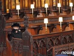 英여왕과 73년 해로 필립공 장례식 조촐하게 치러져