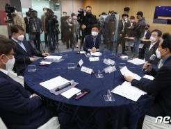 [사진] 국민의힘 소속 5개 시도지사 협의회