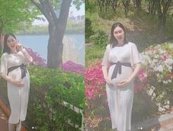 """황신영, 세쌍둥이 임신 12주차…""""곧 태교 여행, 20주부턴 집콕"""""""