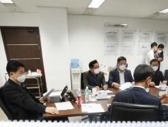 [사진] 배구단 창단 승인 여부 앞둔 페퍼저축은행