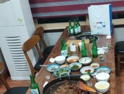 '테이블 쪼개기 식사' 인천시의원·공무원 5명 과태료 처분
