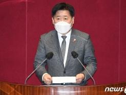 """대통령 264㎡·일반 사병 3.3㎡…오영훈 의원 """"국립묘지 안장자 동등하게"""""""