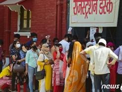 인도 코로나 일일 확진자 약 26만명…6일 연속 20만 상회