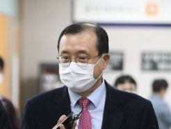 [사진] 항소심 출석하는 임성근 전 부산고법 부장판사