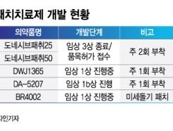 10조원 치매치료, 먹는약→패치제…제약사들 잇단 '도전장'