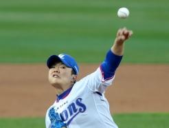 [사진] 삼성 이승민 '역투'