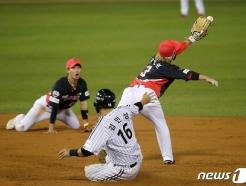 [사진] 박찬호 '치명적인 송구 실책'