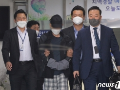 [사진] 검찰로 송치되는 LH직원