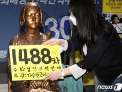 """[사진] """"국가면제 인정"""" 법원, 위안부 피해자 日 상대 2차 소송 패소"""