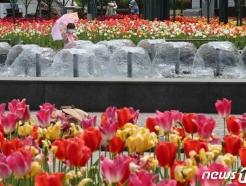 [사진] 4월인데 여름더위