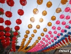[사진] 형형색색 봉축 연등