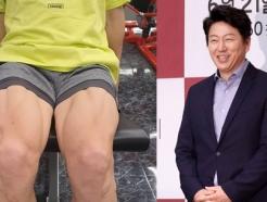 """김수로, 디스크 이후 건강해진 근황 """"잃어버린 근육 채우기"""""""