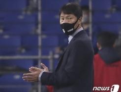 [사진] 박수치는 김상식 감독