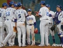 [사진] 삼성 승리 '연패는 없다'