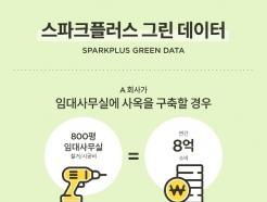 """스파크플러스 """"공유오피스로 연간 145억 절감 가능"""""""