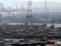 코로나에도 항구는 살아난다...1분기 컨테이너 물동량 1.3%↑