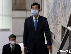 [사진] 법정 향하는 김태한 전 사장