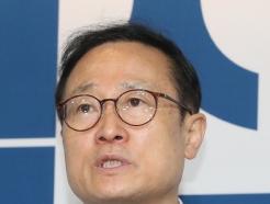 [사진] 지지호소하는 홍영표 후보
