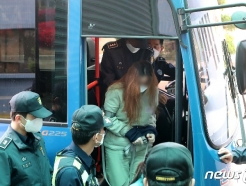 [속보]'구미 3세 여아 사망사건' 친모 첫 재판…범행 일체 부인
