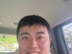"""""""기다려줘서 감사"""" 김호중, 논산훈련소 퇴소…갸름해진 얼굴"""