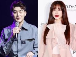 권혁수 확진 여파…함께 방송한 전효성도 '코로나19' 검사