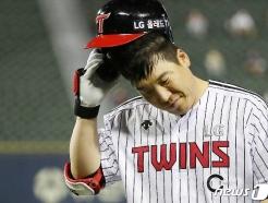 [사진] 김현수 '너무 안맞네'