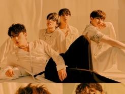 하이라이트, 3년7개월만의 완전체 컴백…첫 콘셉트 사진 공개