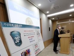 [사진] 서울시, 고액체납자 가상화폐 251억원 전격 압류