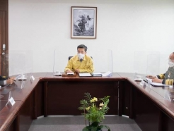 """서욱 국방장관 """"軍방역실태 전수조사…코로나 확산차단"""""""